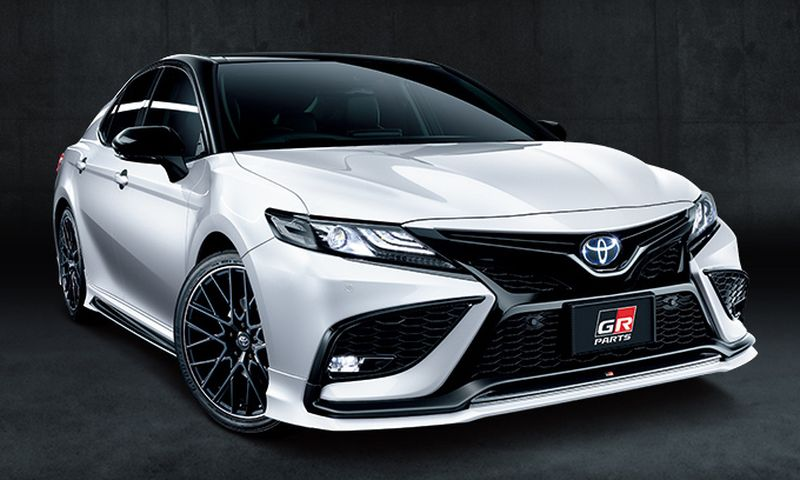 TRD GR PARTS Sensual Sports Style 70/75 CAMRY (後期)