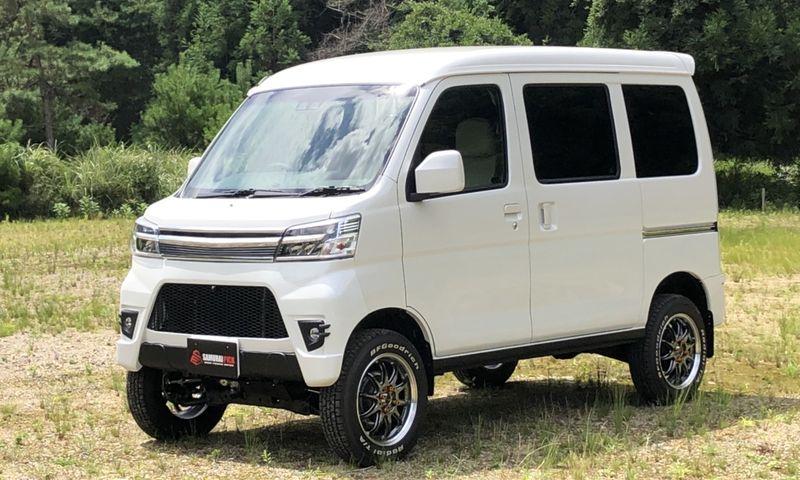 但東自動車株式会社 SAMURAI PICK UP S321G/331G ATRAI WAGON