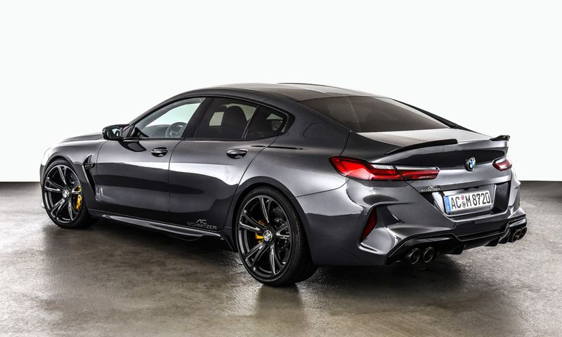 AC SCHNITZER ACS8 SPORT BMW M8 Gran Coupe F93