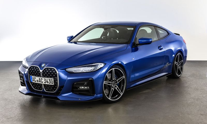 AC SCHNITZER The ACS4 BMW 4 Series Coupe G22