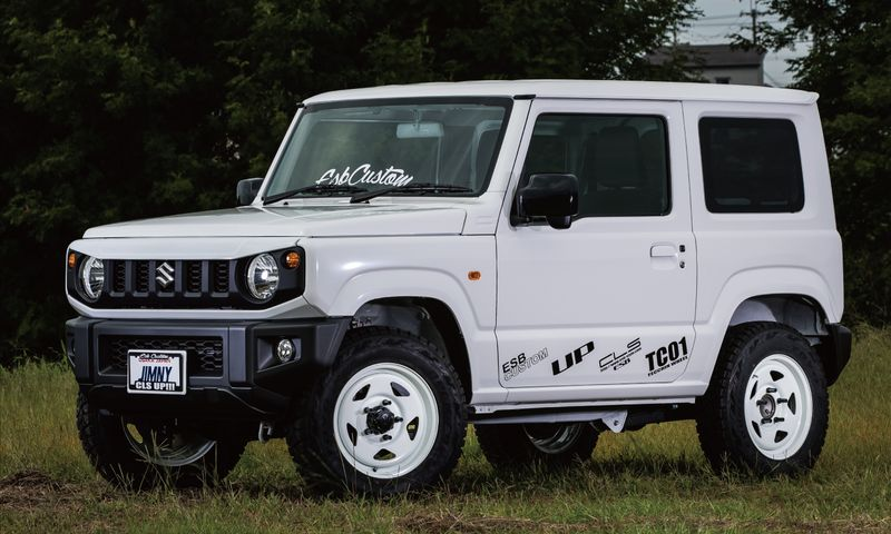 ESB CLS UP JB64W JIMNY (Normal Fender Ver.)