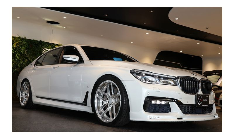ENERGY MOTOR SPORT BMW 7 Series G11/12 M-Sport
