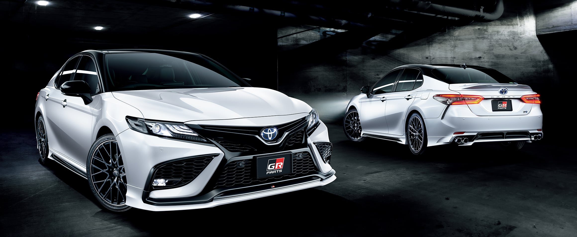 TRD GR PARTS Sensual Sport Style 7# カムリ 2021.2〜