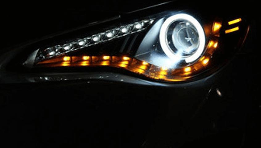 86 (ハチロク) 外装 ライト ヘッドライト ST-GARAGE(STガレージ) 86/BRZ LEDヘッドライトユニット