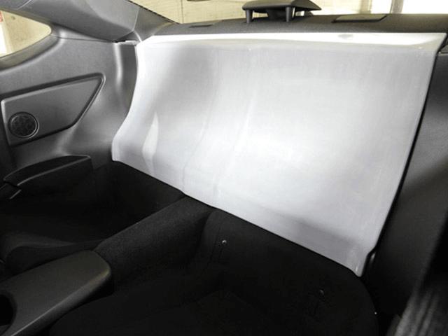 86 (ハチロク) 内装 内装その他 その他 ESPRIT トヨタ86 DBA-ZN6 リアオーバースプレッドシート
