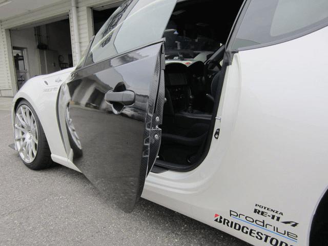 86 (ハチロク) 外装 エアロパーツ ドア ESPRIT トヨタ86 DBA-ZN6 ドライカーボンドア