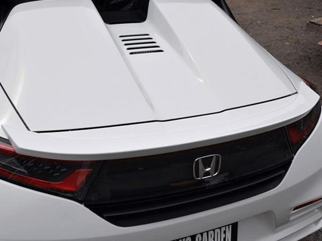 S660  外装 エアロパーツ リアスポイラー/ウイング DUCKS GARDEN エアロトランクスポイラー