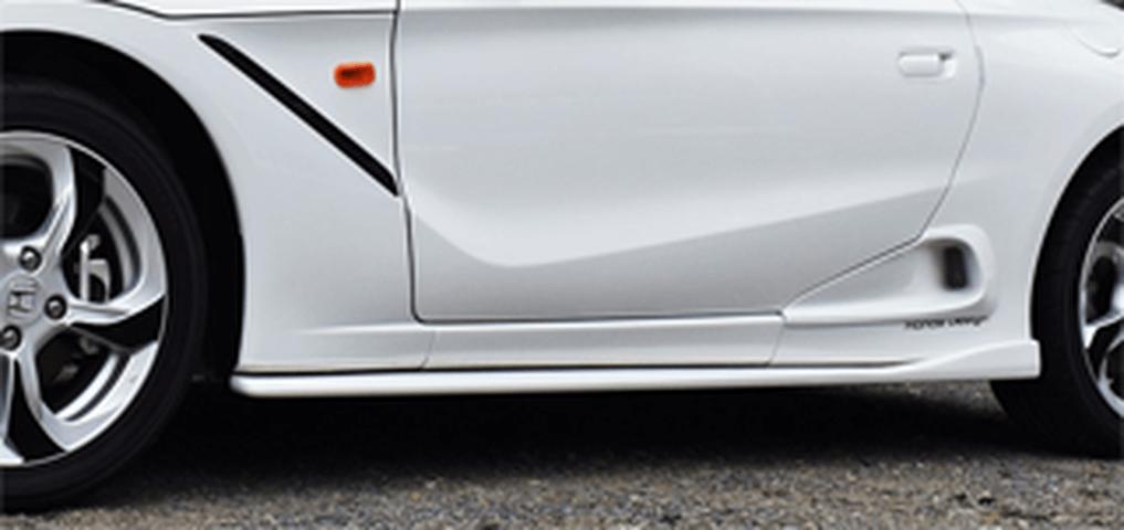S660  外装 エアロパーツ サイドステップ DUCKS GARDEN エアロサイドアンダースポイラー