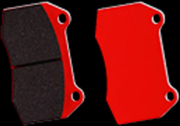 GE6-9 フィット ブレーキ ブレーキパッド ブレーキパッド本体 Winmax(ウィンマックス) ARMA CIRCUIT AC1 リア