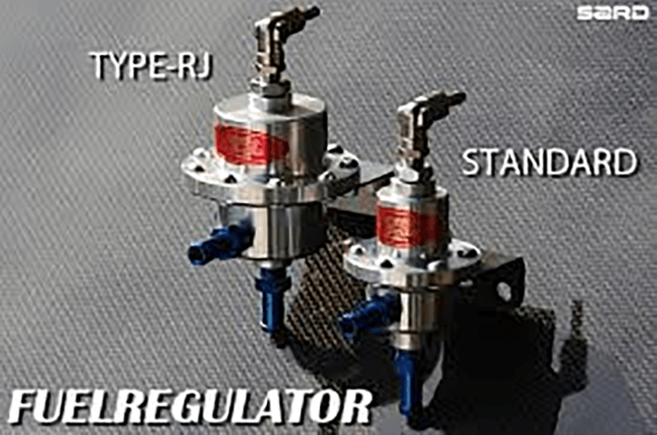 S2000 AP1/2 エンジン 燃料系 レギュレーター SARD フューエルレギュレーター