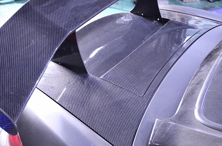 S2000 AP1/2 外装 エアロパーツ トランク Car Garage amis ハードカーボントランク