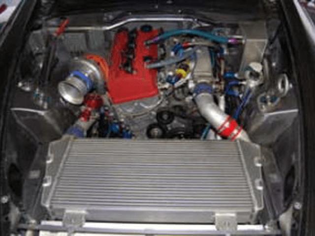 S2000 AP1/2 エンジン コンプリートエンジン コンプリートエンジン本体 TOP FUEL 2.35L+VTECターボエンジン