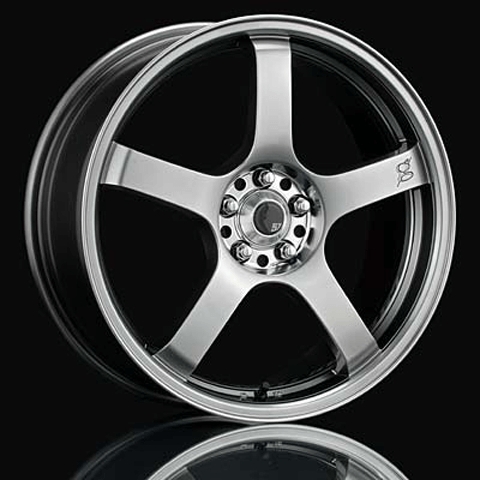 gram lights T57-RC(F18×8.5J、R18×9.5J)