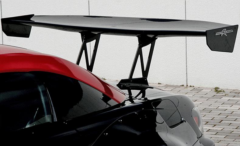 S2000 AP1/2 外装 エアロパーツ リアスポイラー/ウイング M&M HONDA Carbon GT wing Type01AJ 1420mm