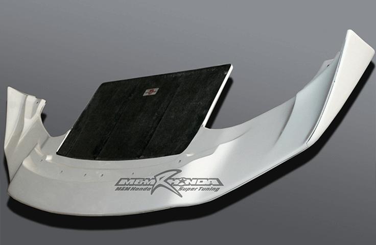 S2000 AP1/2 外装 エアロパーツ フロントリップスポイラー M&M HONDA Hyper Front Wing Diffuser