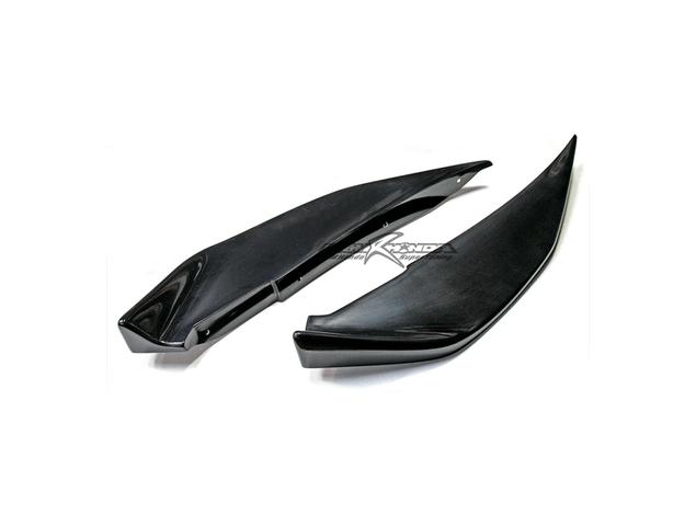 S2000 AP1/2 外装 エアロパーツ カナード M&M HONDA Front Hyper Canard