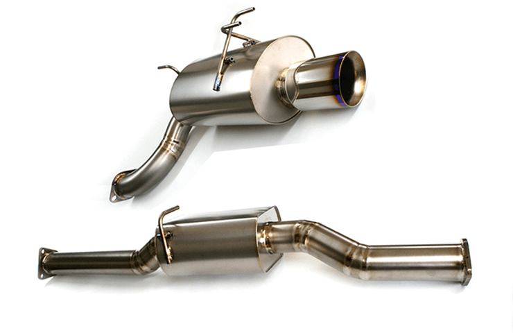 S2000 AP1/2 排気系 マフラー マフラー本体 M&M HONDA スーパーチタニュームエキゾーストシステム