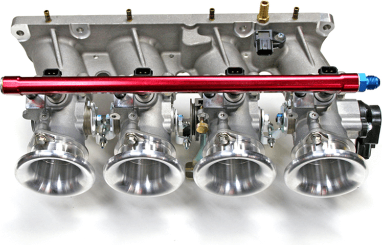 S2000 AP1/2 エンジン 燃料系 インジェクター M&M HONDA F20 22C Sports Injection System