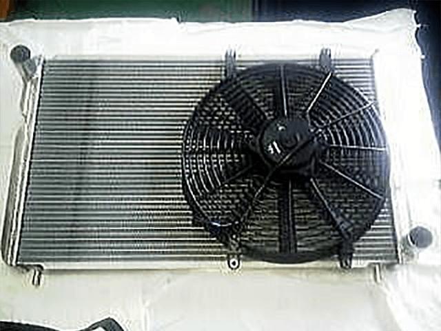 S2000 AP1/2 冷却系 ラジエター ラジエター本体 TRACY SPORTS アルミ3層ラジエーター