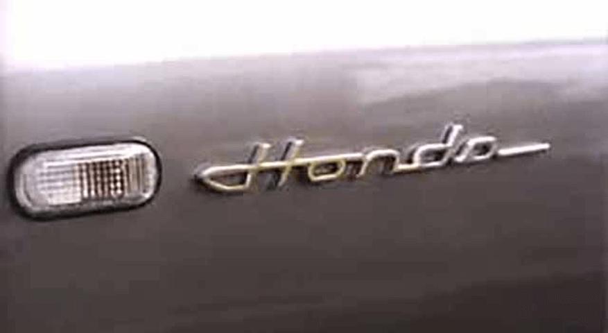 S2000 AP1/2 外装 エンブレム・デカール・バイナル エンブレム・デカール・バイナル本体 BACK YARD SPECIAL HONDAオールドエンブレム