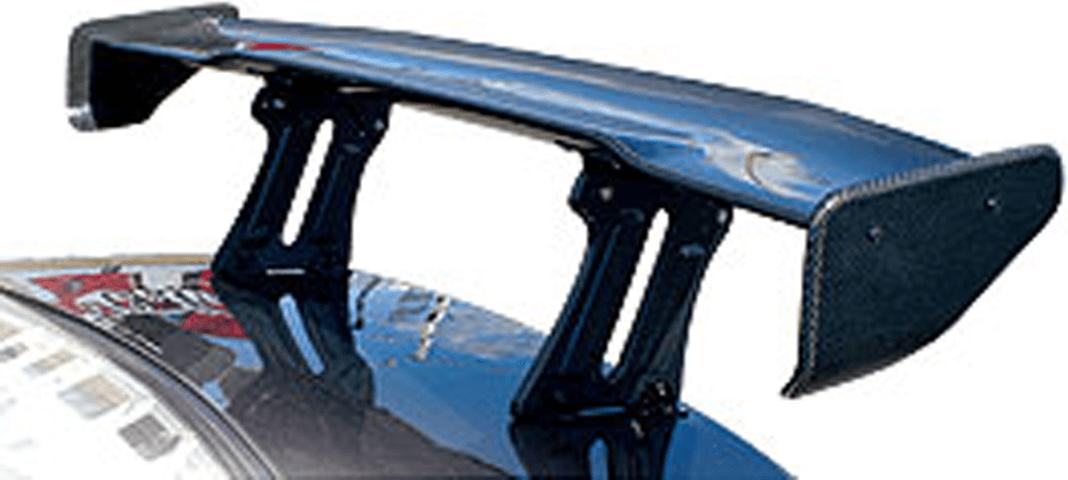 S2000 AP1/2 外装 エアロパーツ リアスポイラー/ウイング VARIS(バリス) スーパー耐久認定パーツALL CARBON GT-WING〜for street〜 1400mm