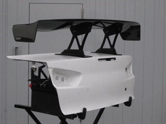 86 (ハチロク) 外装 エアロパーツ リアスポイラー/ウイング VOLTEX(ボルテックス) GT WING TYPE1S Or 12