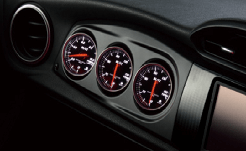 RACING METER PANEL Φ60 メーターセット for 86/BRZ