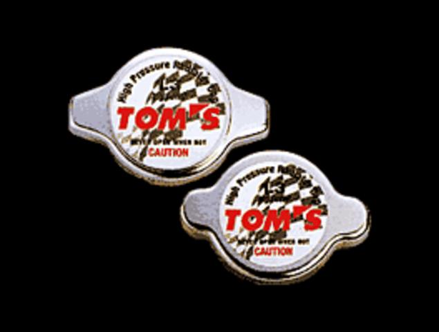 86 (ハチロク) 冷却系 ラジエター ラジエターキャップ TOM'S ハイプレッシャーラジエターキャップ