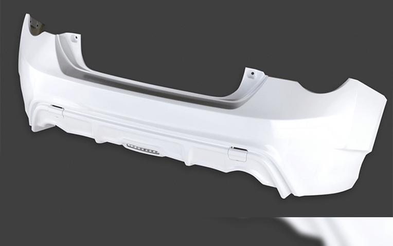 86 (ハチロク) 外装 エアロパーツ リアバンパー PRO COMPOSITE(プロコンポジット) リアバンパー