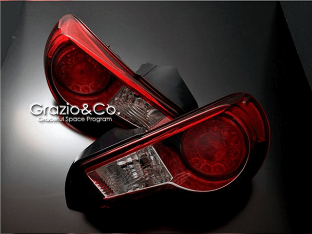 86 (ハチロク) 外装 ライト テールランプ Grazio&co.(グラージオ) カラードテールレンズ