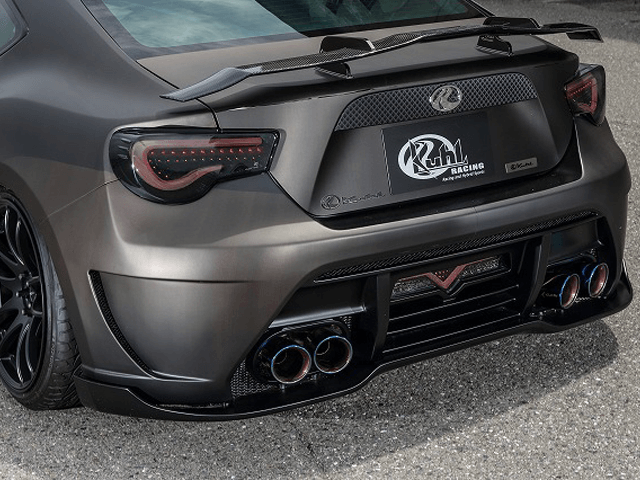 SWANNECK GT WING