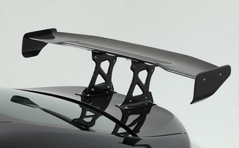 86 (ハチロク) 外装 エアロパーツ リアスポイラー/ウイング VARIS(バリス) 86専用 CARBON GT-WING for street