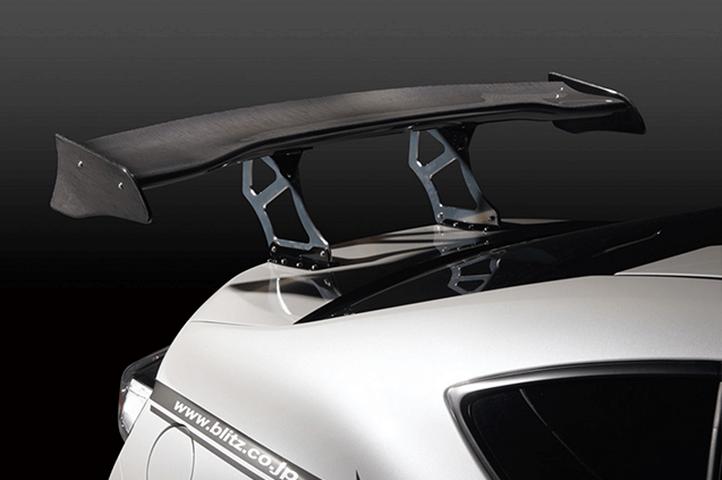 86 (ハチロク) 外装 エアロパーツ リアスポイラー/ウイング ブリッツ AERO SPEED R-Concept GTウイング