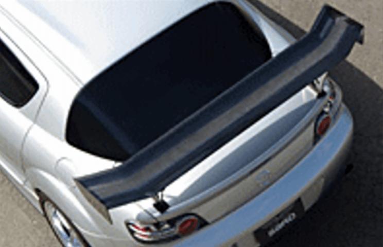 86 (ハチロク) 外装 エアロパーツ リアスポイラー/ウイング SARD SaRD GTウイング020