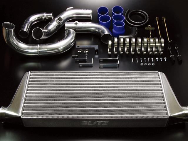 86 (ハチロク) 冷却系 インタークーラー インタークーラー本体 ブリッツ BLITZ インタークーラー