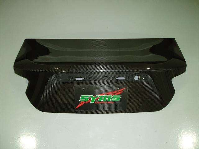 BRZ 外装 エアロパーツ トランク Syms Racing(シムスレーシング) CFRP TRUNK