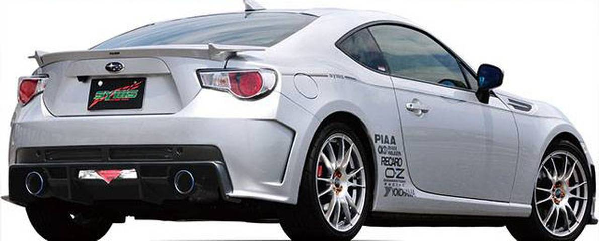 REAR BUMPER FOR BRZ/86 ZN/ZC