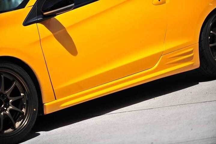 CR-Z 外装 エアロパーツ サイドステップ NOBLESSE サイドステップ