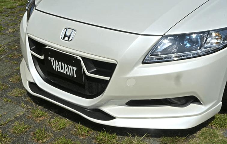 CR-Z 外装 エアロパーツ フロントリップスポイラー ガレージベリー フロントリップスポイラー