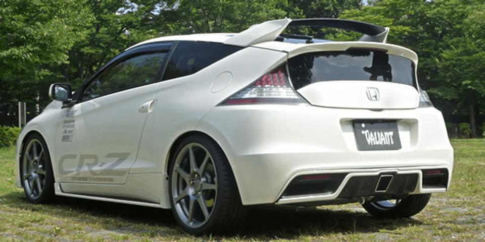 CR-Z 外装 エアロパーツ リアスポイラー/ウイング ガレージベリー リアウイング