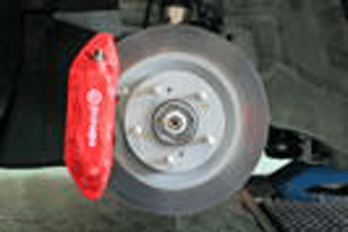 CR-Z ブレーキ ブレーキキャリパー ブレーキキャリパー本体 BACK YARD SPECIAL ブレンボキャリパーキット