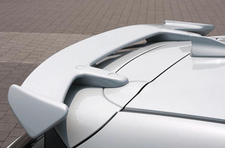 CX-3 外装 エアロパーツ リアスポイラー/ウイング オートエクゼ リアルーフスポイラー