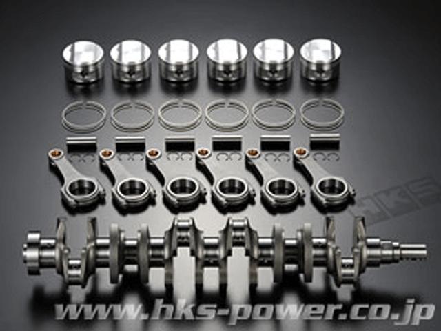 R34 スカイライン GT-R エンジン コンプリートエンジン コンプリートエンジン本体 HKS 2.8ℓキットステップ2