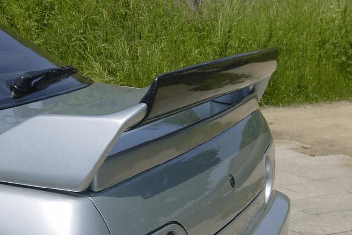 R32 スカイライン GT-R 外装 エアロパーツ リアスポイラー/ウイング フジムラオート ロケットフラップ