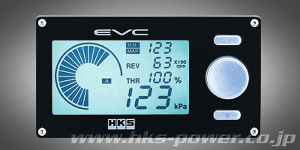 R32 スカイライン GT-R 電子機器 ブーストコントローラー ブーストコントローラー本体 HKS EVC