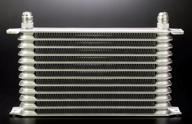 R32 スカイライン GT-R 冷却系 オイルクーラー オイルクーラー本体 ブリッツ RACING OIL COOLER KIT TypeRD