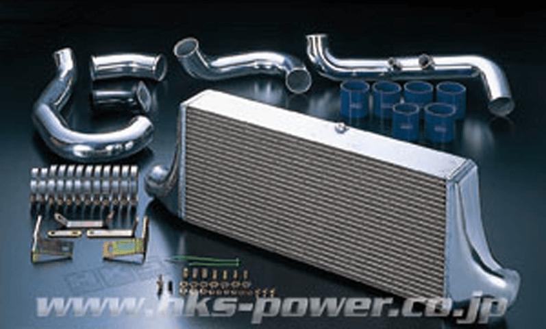 R34 スカイライン GT-R 冷却系 インタークーラー インタークーラー本体 HKS Rタイプインタークーラー