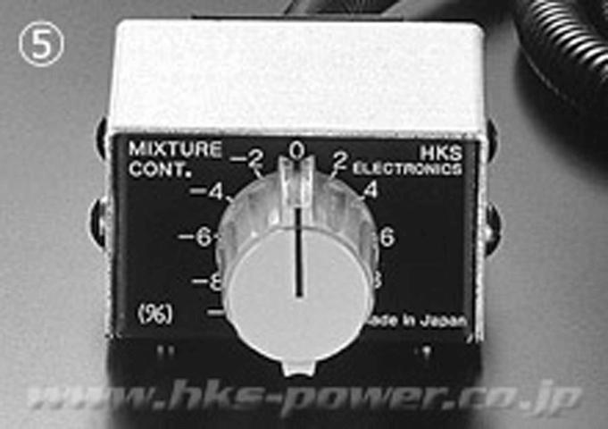 R34 スカイライン GT-R エンジン ECU その他 HKS ミクスチャーコントローラ