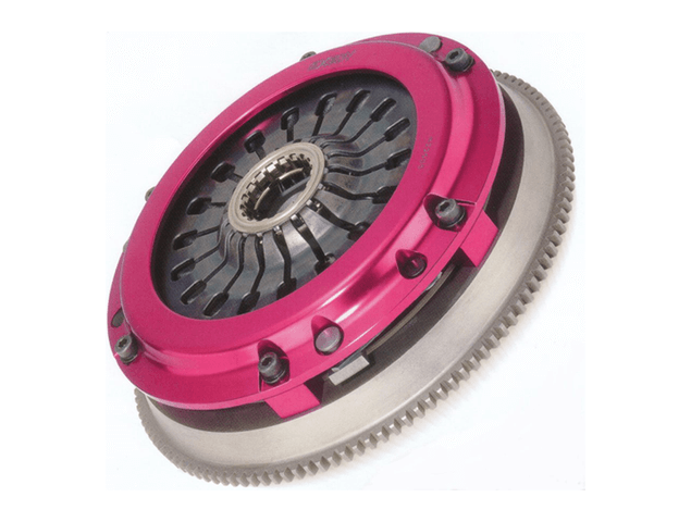 R34 スカイライン GT-R ドライブトレイン クラッチ クラッチ本体 EXEDY メタルツインプレートクラッチ