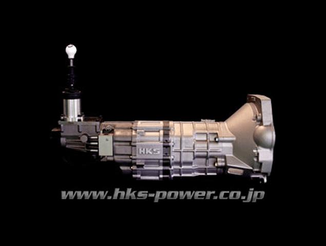 R33 スカイライン GT-R ドライブトレイン トランスミッション ミッション本体 HKS 6速ミッション